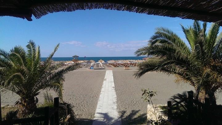 Czarnogóra plaża