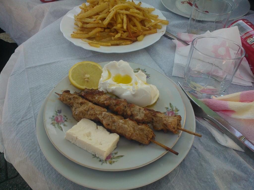 albańskie potrawy