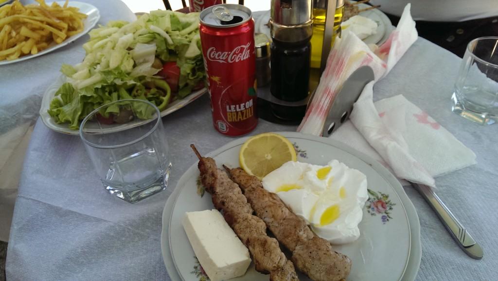 albańska potrawa