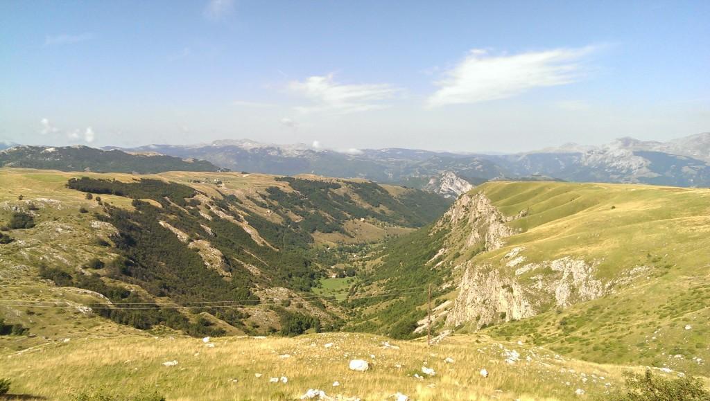 Czarnogóra Durmitor